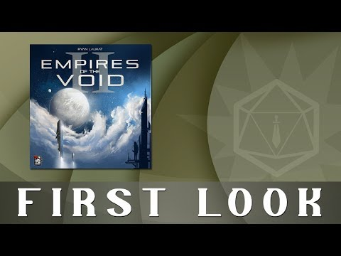 Roll to Hit First Look:  Empires of the Void II