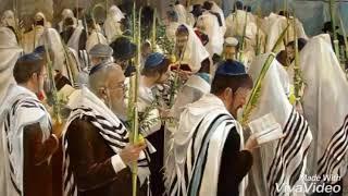 Праздники пришествия Мессии: Трубный День. День Искупления. Кущи.