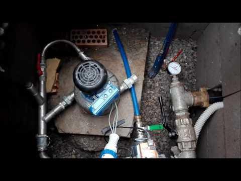 Mini turbina idroelettrica domestica FGS 600W