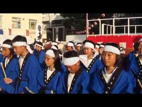 神戸太鼓 こうべ小学校