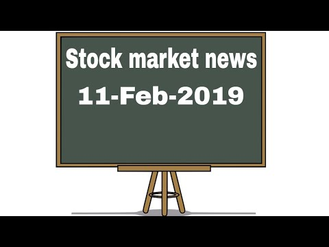 Stock market news #11feb2019 - corporation bank, eicher motors, apollo hospital 🔥🔥🔥