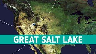 Earth from Space: Utah's Great Salt Lake