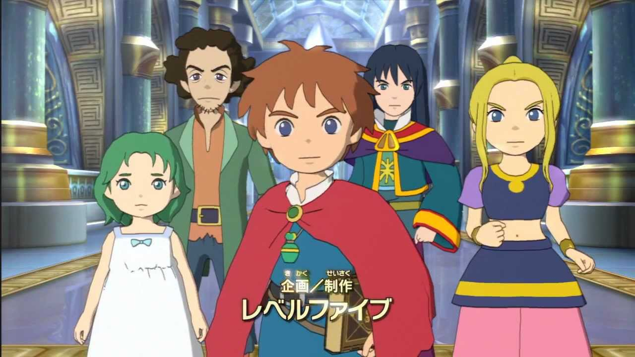 See The Stunning New Trailer For Ni No Kuni: Wrath Of The White Witch
