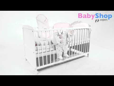 Bettwäscheset Anastazja fürs Kinderbett- www.babyshop.expert