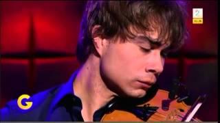 """Alexander Rybak: """"Mitt hjerte alltid vanker"""" (folk tune) - 22.11.12"""