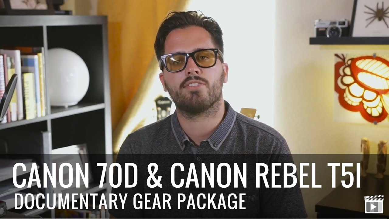 Desktop Documentaries - Brian Jenkins Gear Package