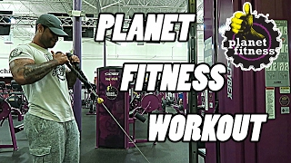 Planet Fitness Workout For Beginners   Full Routine