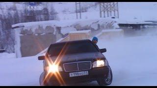 Mercedes v12. Редкое счастье-жить!