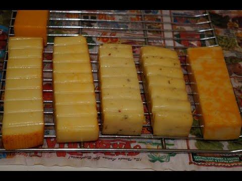 Σπιτικό καπνιστό τυρί