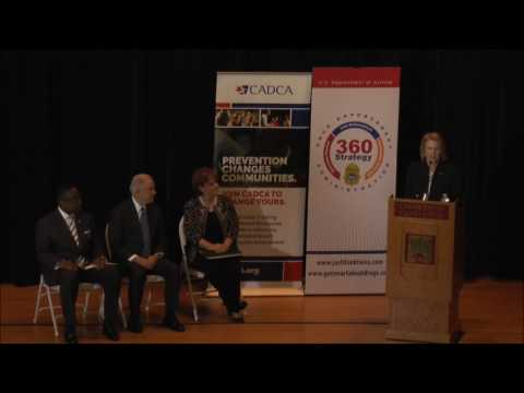University of Charleston - School of Pharmacy - DEA360 Event 2017