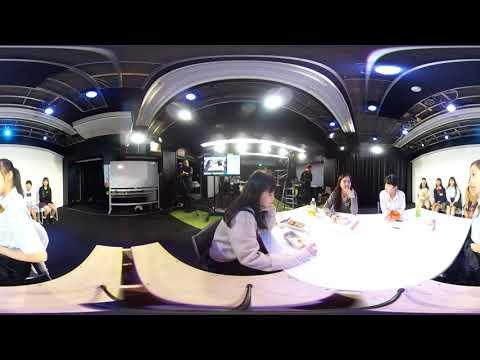 【4K 360度 VR動画】女子中学生・女子高生がお弁当を食べながらエチュード 緒川佳波 永利優妃 中村柚陽 新関碧