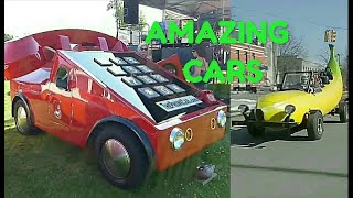 Amazing Cars Video