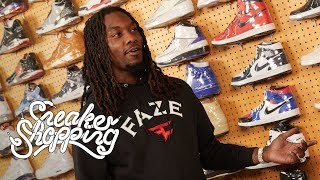 Offset goes Sneaker Shopping with Complex's Joe La Puma at Flight Club in Los Angeles and talks about his love for Nike SB, older Jordans, and not being able to get sneakers growing up and how it fueled his current passion.  Subscribe to Complex on YouTube: https://www.youtube.com/channel/UCE_--R1P5-kfBzHTca0dsnw?sub_confirmation=1  Check out more of Complex here: http://www.complex.com https://twitter.com/Complex https://www.facebook.com/complex http://instagram.com/complex https://plus.google.com/+complex/  COMPLEX is a community of creators and curators, armed with the Internet, committed to surfacing and sharing the voices and conversations that define our new America. Our videos exemplify convergence culture, exploring topics that include music, sneakers, style, sports and pop culture through original shows and Complex News segments. Featuring your favorite celebrities, authoritative commentary, and a unique voice, our videos make culture pop.