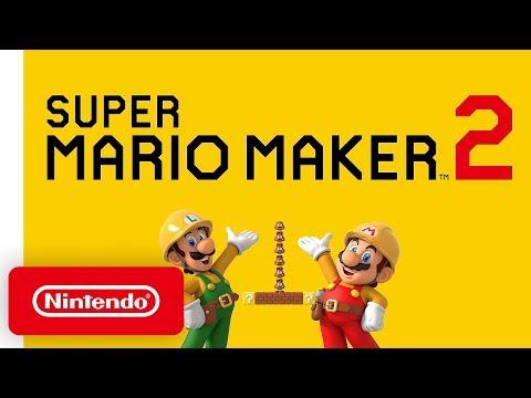 Super Mario Maker 2 - Overview Trailer - Nintendo Switch