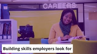 Wondering how you can build your employability while at University Hear from