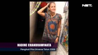 Entertainment News - 5 Wanita Indonesia mengikuti Miss Universe