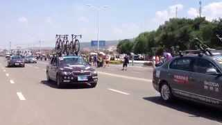 preview picture of video '2014 Tour of Qinghai Lake in Pingliang'