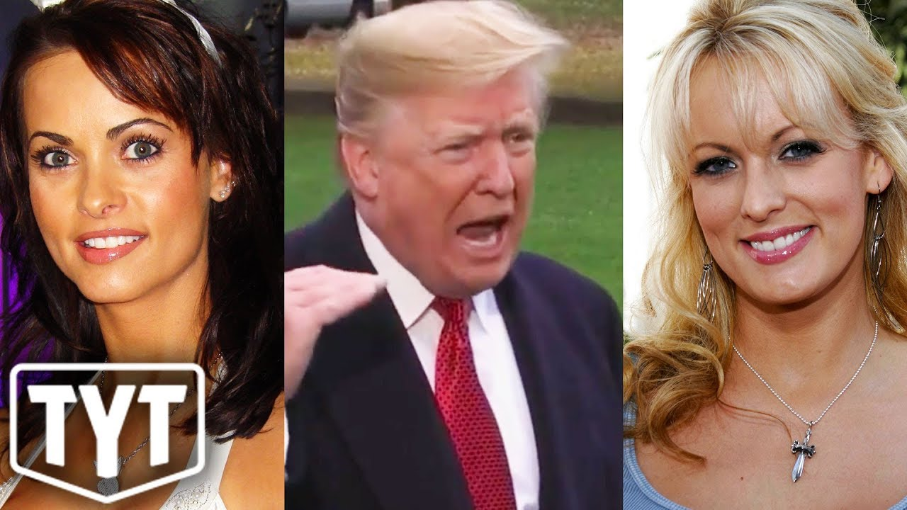 PROOF Trump Was Involved In Hush Money Payoffs thumbnail