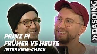 Prinz Pi Früher Vs. Heute: Gesagt, Getan? Der Interview Check | DASDING