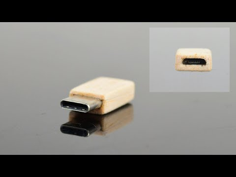 How to make USB Type-C to Micro USB Adapter Converter