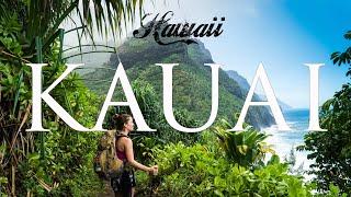 Lile De KAUAI (HAWAII) 4K