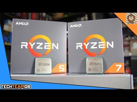 Is this the end for Intel? AMD Ryzen 2700 & 2600 Review