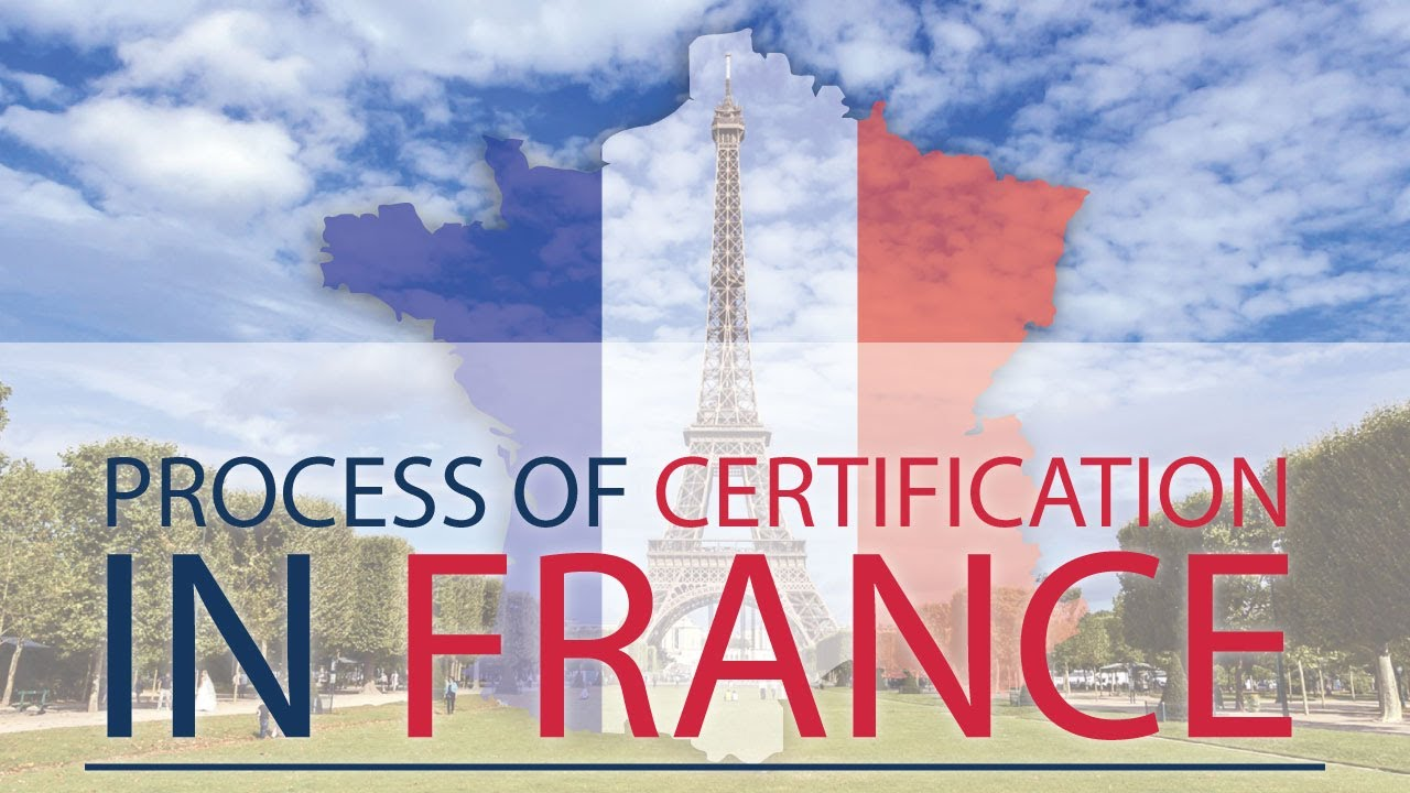 Fiscalization in France: certification process