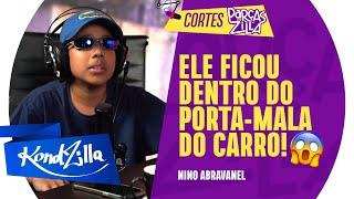 Nino Abravanel fala sobre sequestro – Podcast ParçasZilla 24