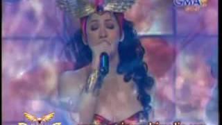 Regine Velasquez as DARNA - Di Na Nag-Iisa (with Transformation)