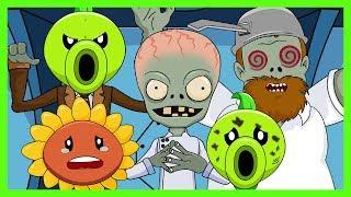 Plantas vs Zombies Animado Capitulo 8,9,10,11,12,13 Completo ☀️Animación 2018