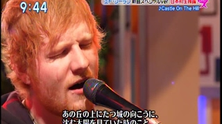Ed Sheeran  Castle On The Hill TV Performance