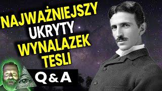 Najważniejszy Ukryty Wynalazek Nikoli Tesli i Jego Wpływ Na Świat – Q&A