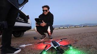 Дом Шона, флоурайдер и GoPro Karma Drone.Кейси Нейстат на русском