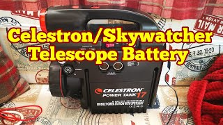 Celestron/Skywatcher Power Tank 17 Telescope Battery Pack