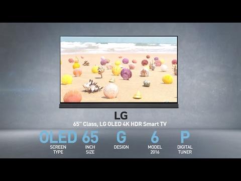 LG OLED65G6P SIGNATURE OLED 4K HDR Smart TV // Full Specs Review  #LGTV