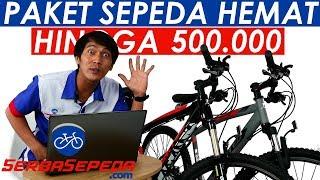 United Sepeda MTB 26 Monanza 3 - GRATIS ONGKIR & PERAKITAN
