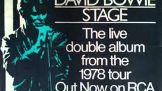 David Bowie- Speed of Life
