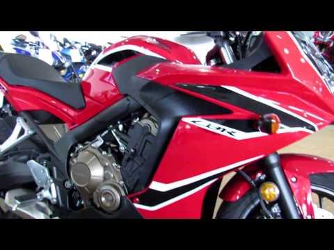 2018 Honda CB650F ABS in Irvine, California