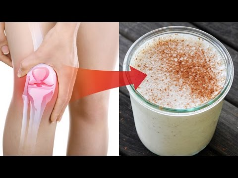Video This Drink Will Help You To Eliminate The Knee And Joint Pain In Just 5 Days | Natural Cures