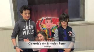 Clemmie's 6th Birthday party