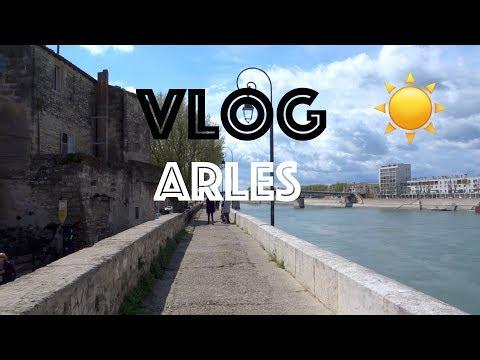 Arles - A la découverte de la ville d'Arles.