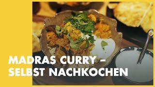 Madras Curry - Curry Paste einfach & schnell nachkochen!