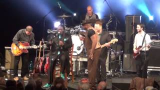 Mud Morganfield-Big Bill Morganfield-Jam Session-14.11.2014-Bluesalive-Festival-Sumperk