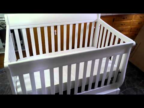 Graco Maple Ridge 4-in1 Convertible Crib Review