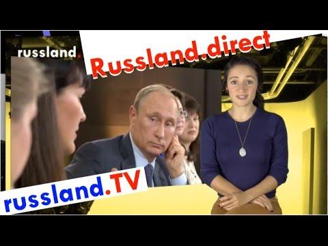 Warum die Russen Putin mögen [Video]