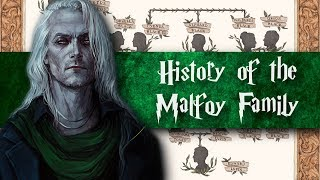 History Of The Malfoy Family (Origins Explained)