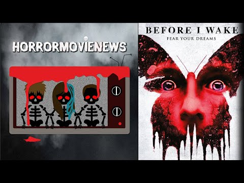 Before I Wake Review, Hereditary Buzz, and Cloverfield 4?  | Horror Movie News Ep15
