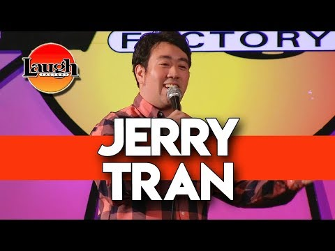 Jerry Tran | Quadracial Baby | Laugh Factory Chicago Stand Up Comedy