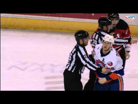 Matt Donovan vs. Steven Zalewski