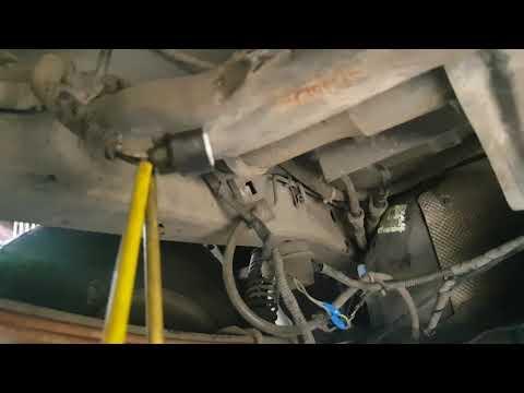 2004 Ford F-150 5 4L Stall-No Start P0191 Fuel Rail Psi Sensor P1233